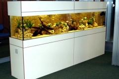 Aquariumverkleidung