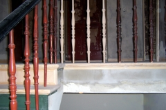 Geländerreparatur